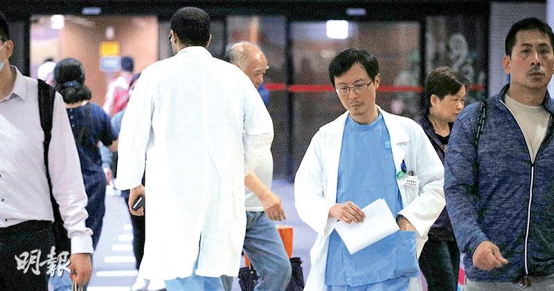 醫生執照試,海外醫生,中大,霍泰輝,兒言自得