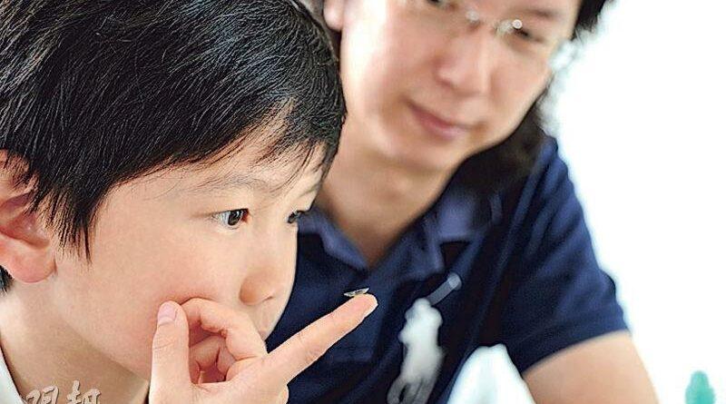 【有片】香港兒童逾半近視 了解各種方法控制加深速度