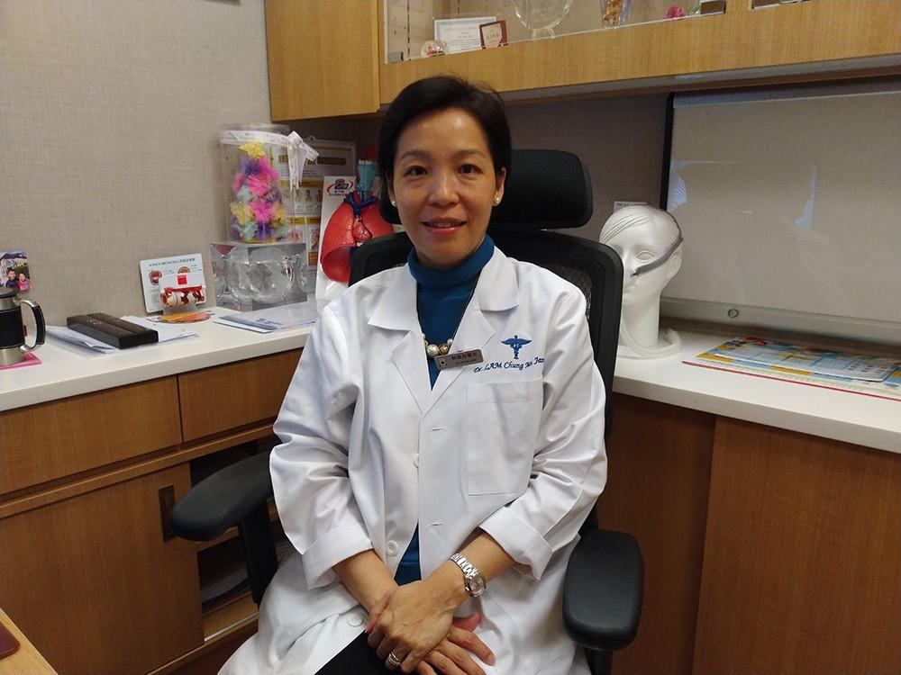 吸煙,養和特稿,養和醫院呼吸系統科專科醫生林頌眉醫生