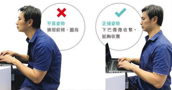 【運動消閒】改善坐姿 防頸背繃緊