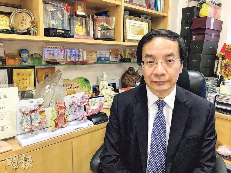外科專科醫生朱建華