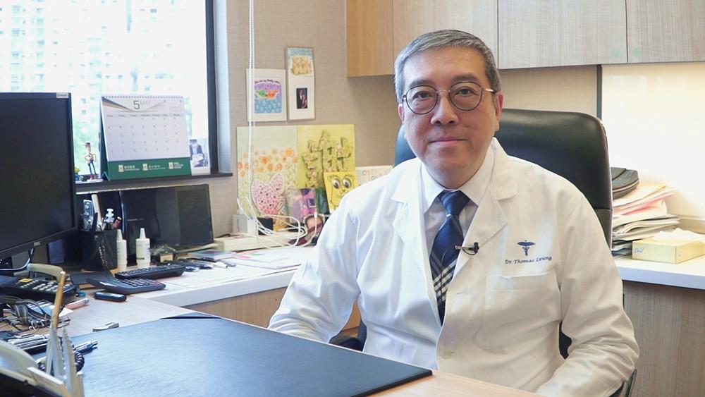 肝癌,養和醫院內科腫瘤科名譽顧問醫生,梁惠棠醫生