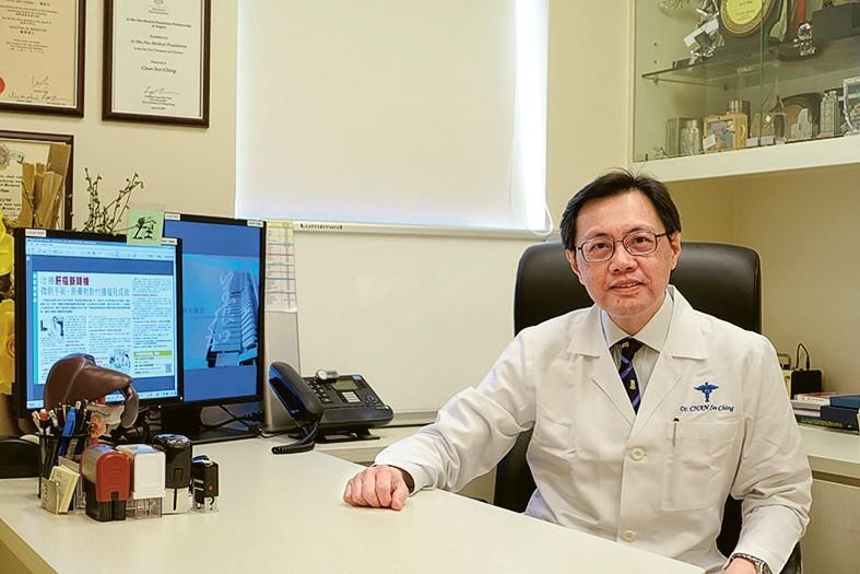 肝癌,養和醫院肝臟外科及移植中心外科名譽顧問醫生,陳詩正醫生