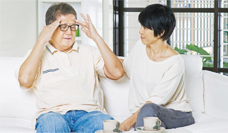 黃斑前膜,老年黃斑病
