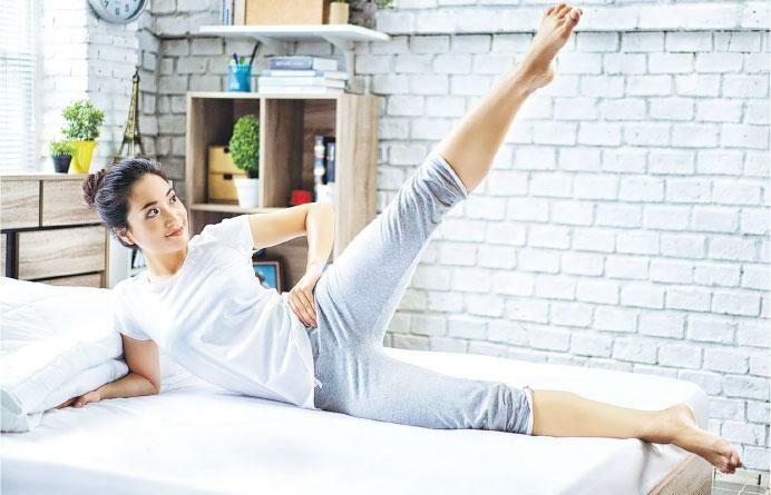 【健康減肥】「躺」着瘦只是夢 牀上運動低效易拉傷