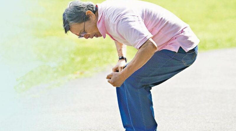 膝痛勿單靠食藥 日常保養護關節