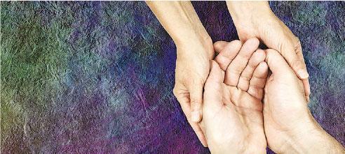 伸出援手:子女感「無力」 多陪伴聆聽