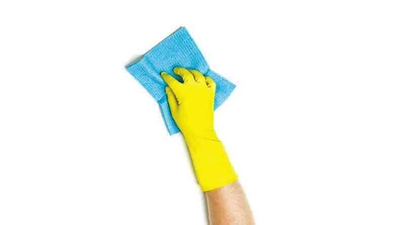 洗衫倒垃圾 易感染病菌