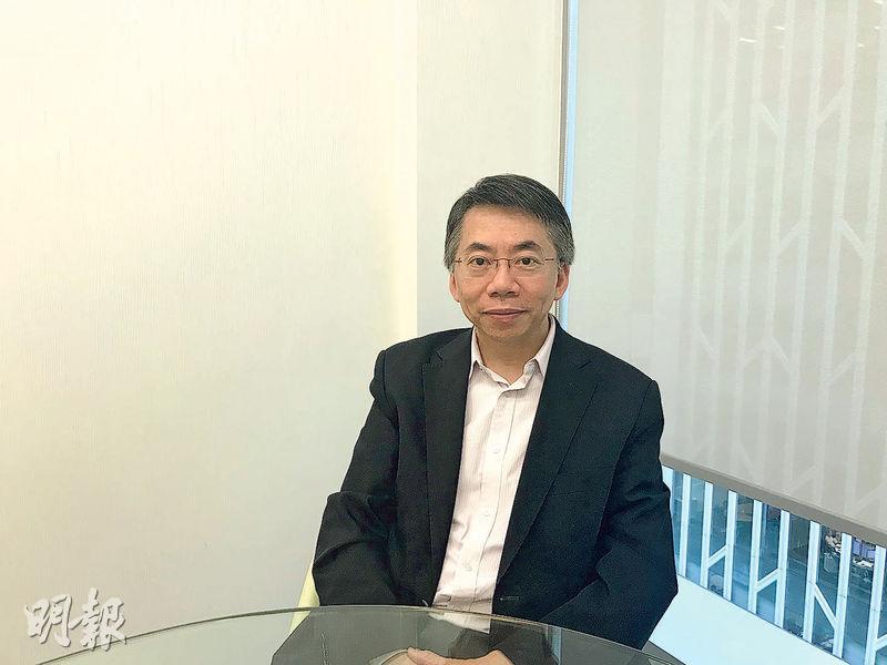喉糖, 香港家庭醫學學院,前任院長,陳銘偉