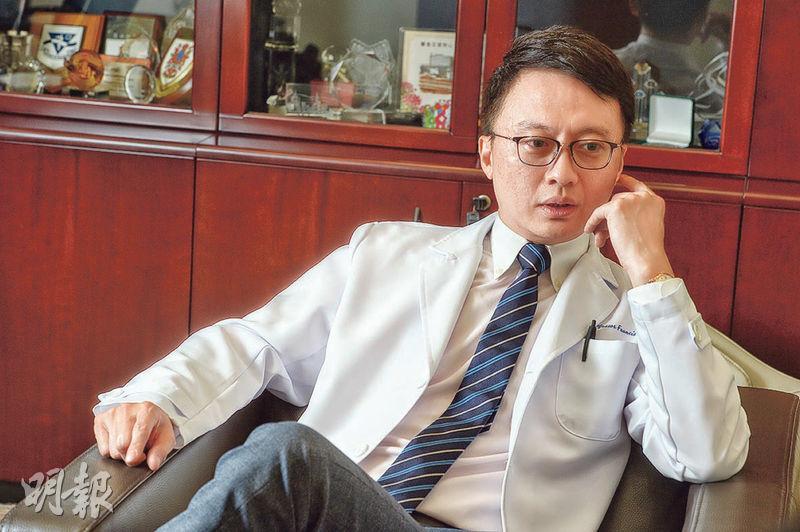 香港中文大學醫學院院長陳家亮