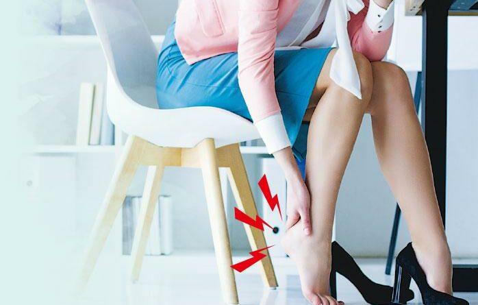 腳跟刺痛 足底筋膜炎作惡 長站勞動族高危