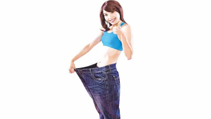 減肥, 高血壓, 中風,