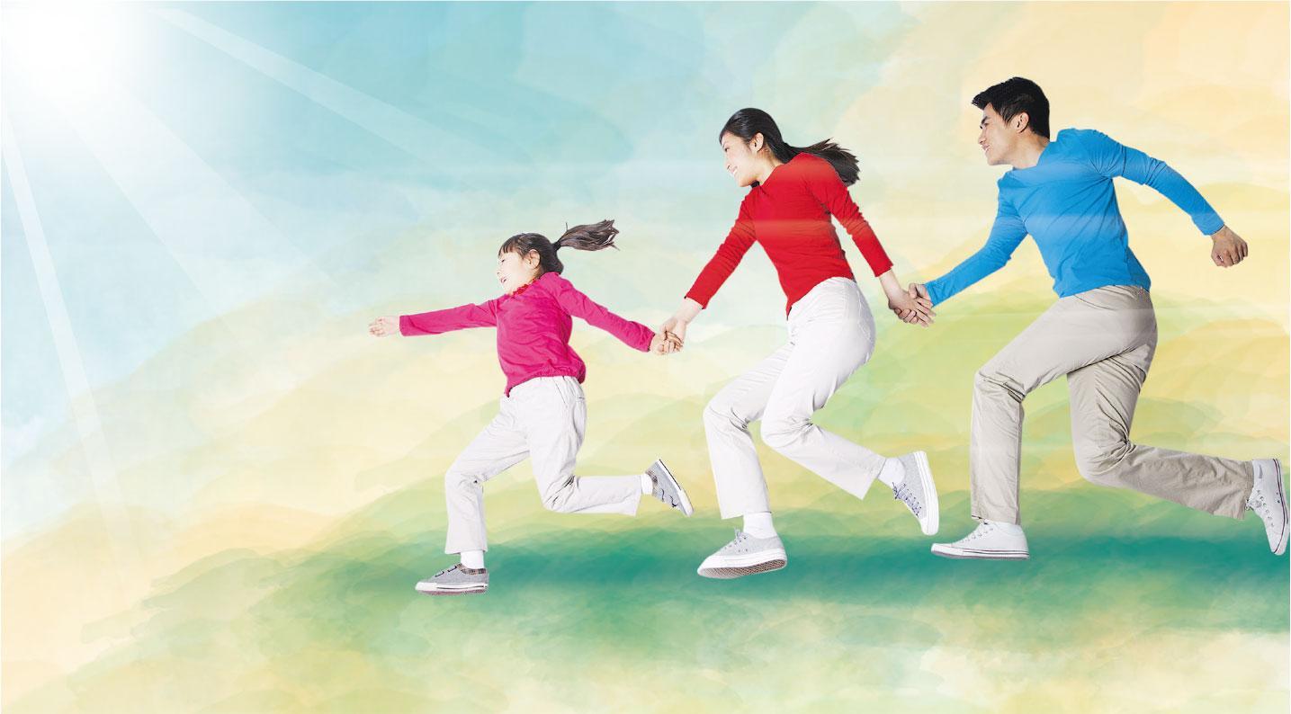 兒童不宜「肝醣超補」 識飲識食 備戰親子跑