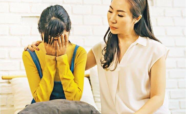 【精神健康】陪伴孩子 齊擺脫無力感籠罩 聆聽接納真實感覺