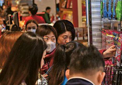 【武漢肺炎】內地確診增至546宗 N95炒至近千元 缺500萬套防護服 湖北急求國家支援