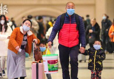 【武漢肺炎】武漢封城籲市民勿離開 公共運輸今早10時起停運