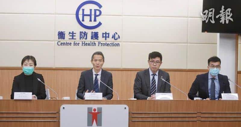 【武漢肺炎】政府擬擴大健康申報至高鐵 沒發燒有呼吸道徵狀亦須呈報