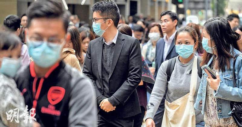 【武漢肺炎】新型冠狀病毒防疫知多點 何時戴口罩眼罩?