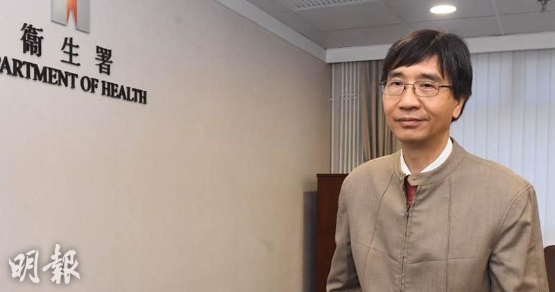 【武漢肺炎】袁國勇:傳播快過SARS 未來14日是防疫關鍵