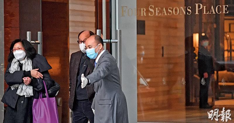 【武漢肺炎】武漢夫婦確診 一周到過三酒店 何栢良促安排湖北人離港 免釀社區爆發