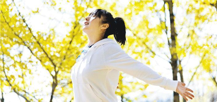 情緒診所:森林浴打開五官 療癒身心靈