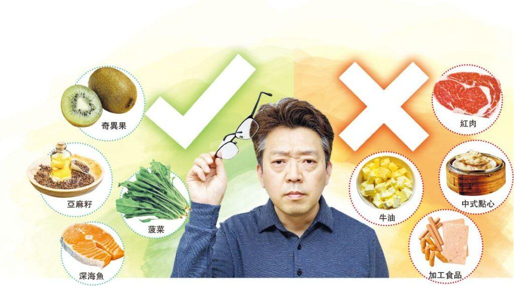 奧米加-6過量增風險 識揀補充劑 防黃斑病變