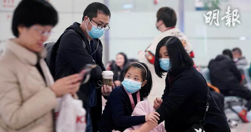 【武漢肺炎】澳洲出現首宗懷疑個案 菲律賓5歲男童疑受感染