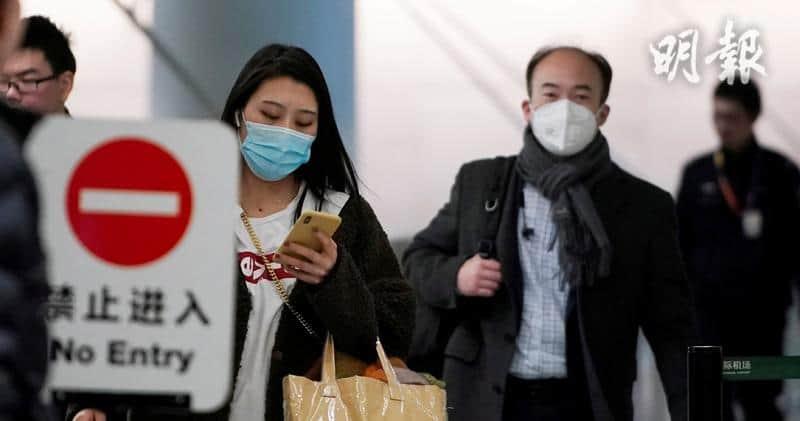 【武漢肺炎病徵】衛生防護中心列4病徵:發燒、乏力、乾咳、呼吸困難