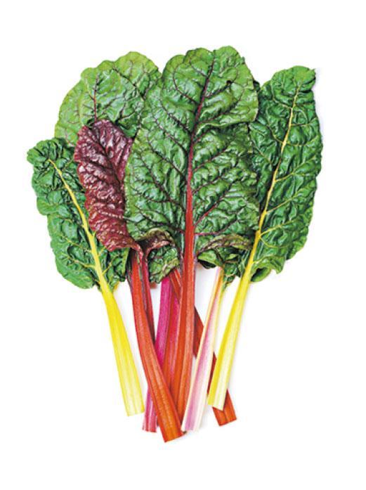 有營彩虹飲食法 沙律菜互補消滯