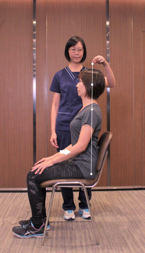 【容光煥發新一年】 突頸、圓肩、寒背 不良姿勢易致勞損兼退化 物理治療師教路  5 組伸展運動容易學