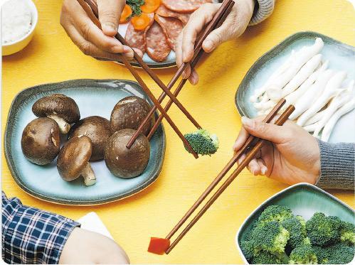 五行飲食存正氣 有益五臟 遠離疫癘