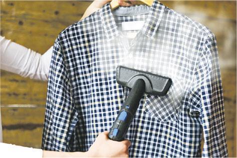 霧化憂慮:蒸氣消毒衣服致霧化傳播?