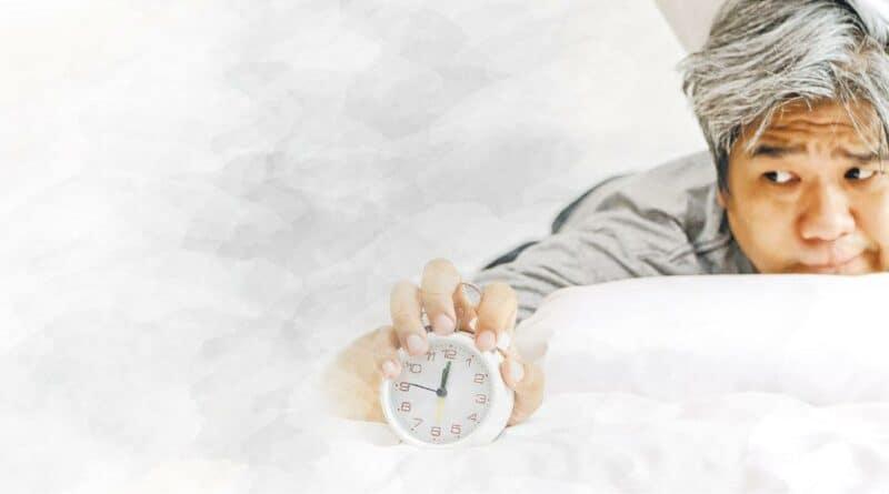 與身體對話 解開失眠之困