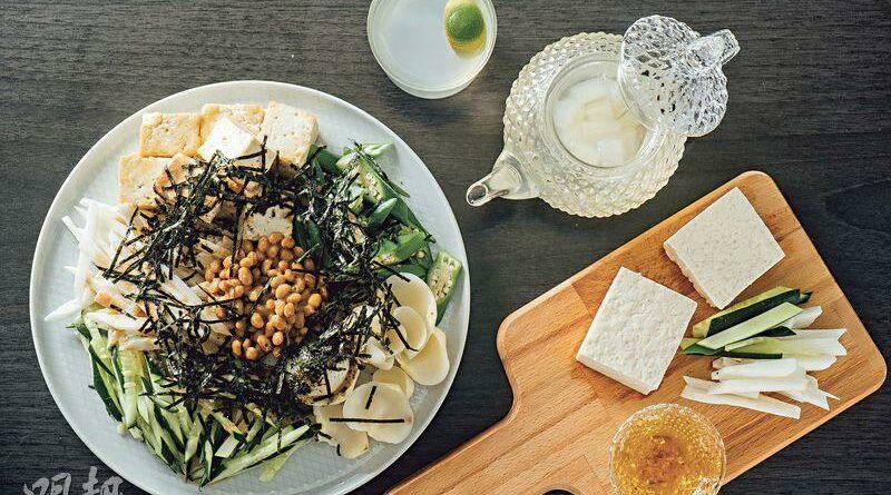 淮山百合沙律 薏米蓮子茶 自煮「白色」料理 補正氣抗疫