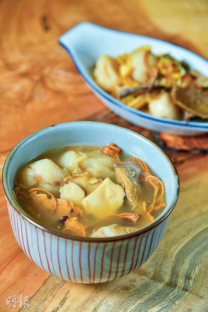 強肺靚湯 為身心打氣 急凍食材快速煮好餸