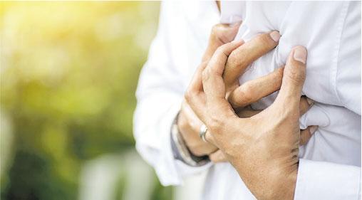 醫學滿東華:磁力共振揪出心肌缺血