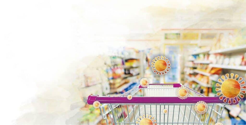 專家:抹車抹籃唔實際 超市購物避炎 揀定離手
