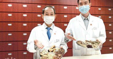 新冠肺炎康復者失味覺嗅覺 中藥助恢復八九成