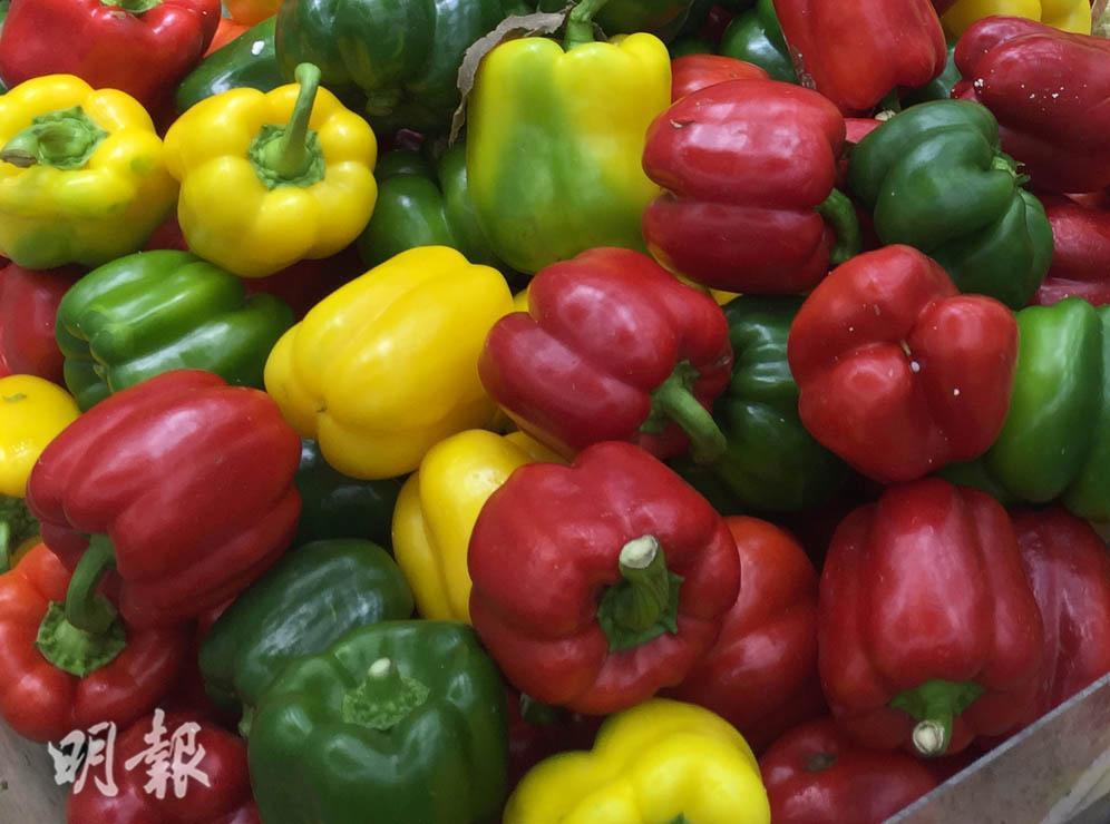 營養師提醒:攝取維他命C「日日2+3」已足夠 紅燈籠椒含豐富維他命C 生熟大不同