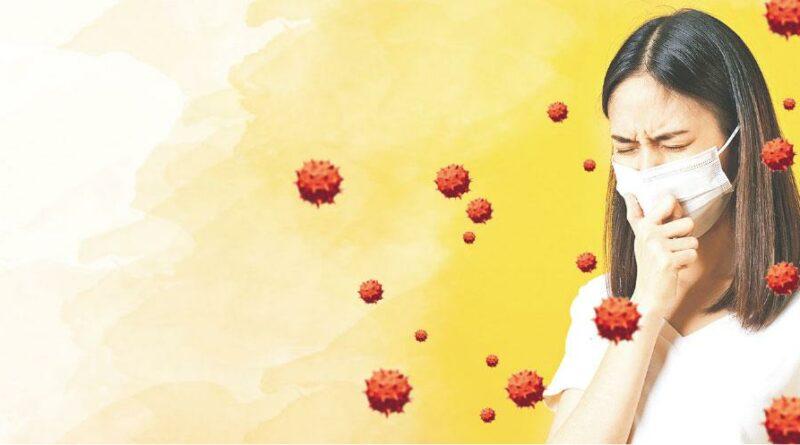 【有片】新冠大流行 咳兩聲怕中招 發燒驗病毒定抗體?