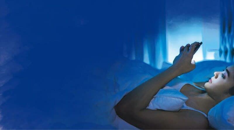 青光眼高危 點止銀髮族 熄燈玩手機、睡眠窒息症患者小心!