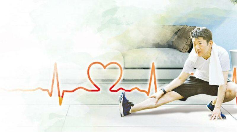 心臟復康訓練 可減27%死亡率 八段錦強心肌 家居易做