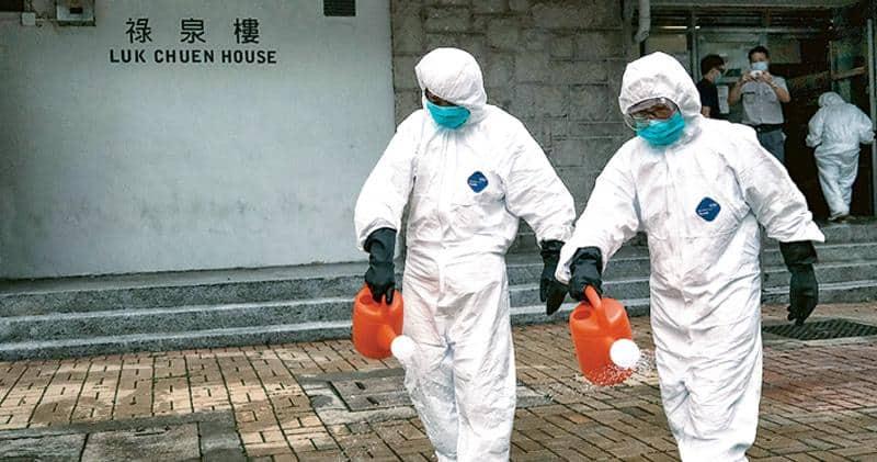 【新冠肺炎】祿泉樓再有確診者死亡 新冠肺炎本港累計6死  4患糖尿病