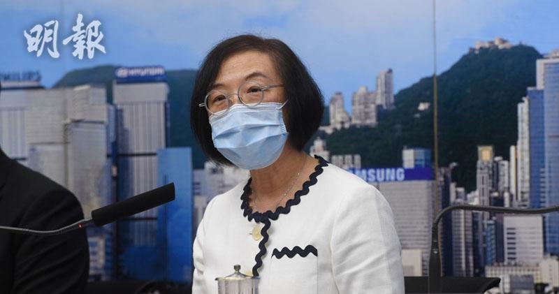 袁國勇:社區仍存隱形傳播鏈 籲增加檢測量 減超級傳播者出現機會
