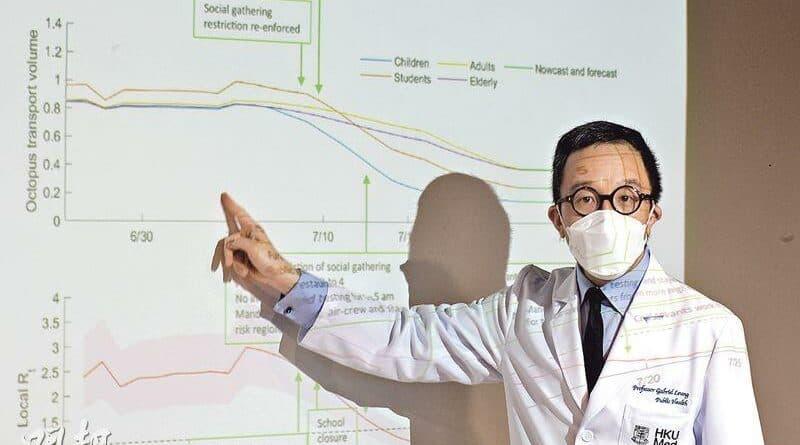 【新冠肺炎】梁卓偉料:新一波疫情源於豁免檢疫者 經的士司機傳入社區 形成最少3個播毒源頭