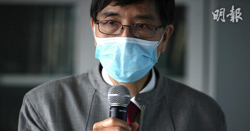 【新冠肺炎】樂手染疫 病毒可飄20呎 袁國勇籲病徵輕微強制檢測