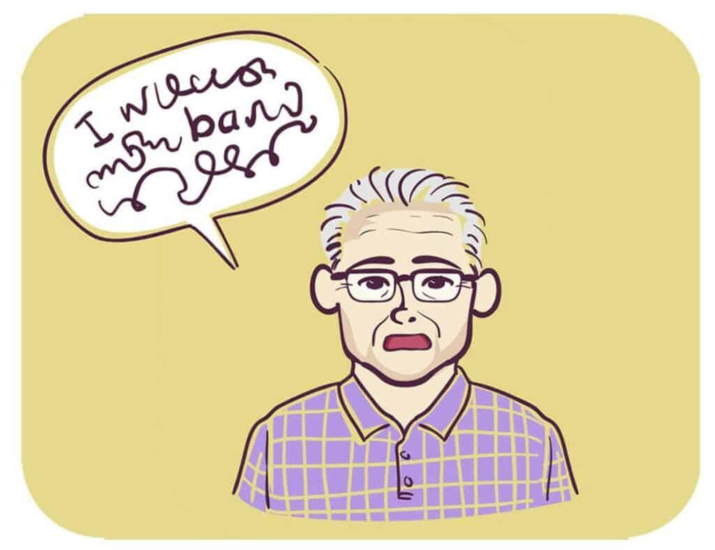 柏金遜症影響口肌 說話困難 言語治療訓練助改善