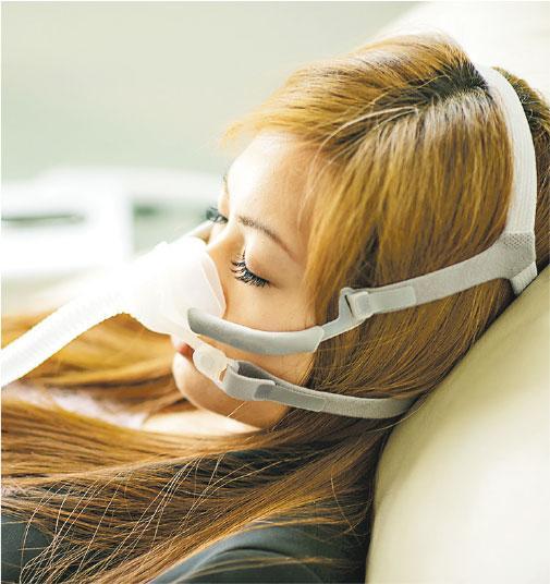 輕視鼻鼾 引發高血壓兼不舉 睡眠窒息 點止「轟炸」枕邊人
