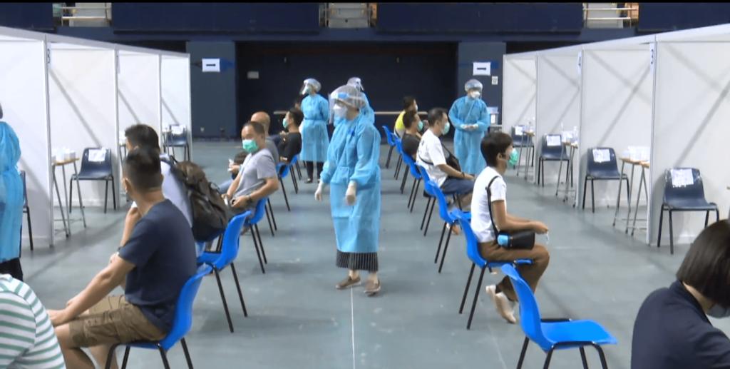 【新冠肺炎】全民檢測 完成逾12萬樣本測試 覆檢後6呈陽性 張竹君:4屬出院個案 病毒量較低未必有傳染性