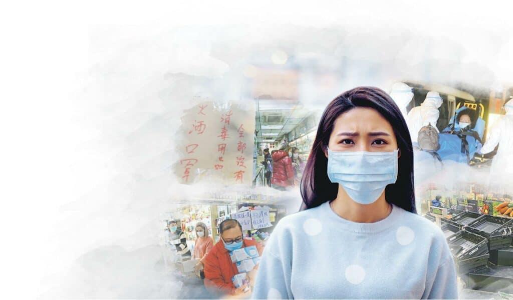 【新冠肺炎】擔心染疫死亡壓力大 可致創傷後壓力症